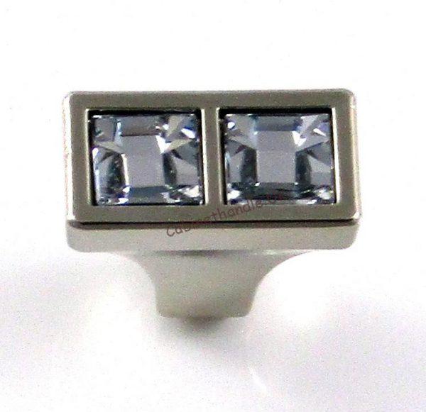 beautiful 27 mm crystal glamour bosetti marella knob