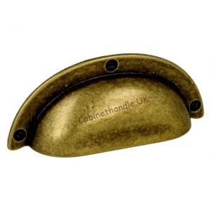 antique brass cup handle