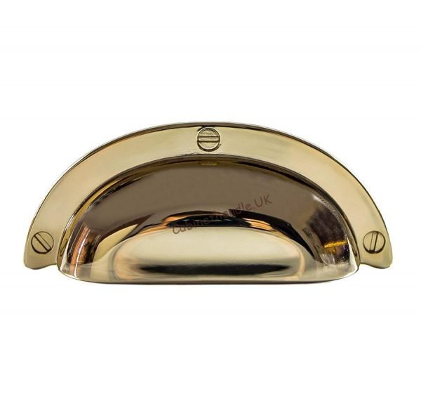 classic kitchen gold cup handle