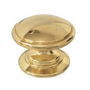 gold drawer knob