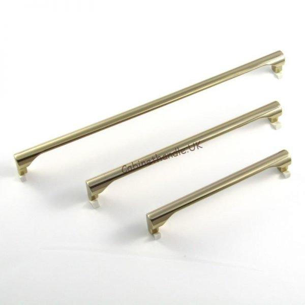 gold kitchen bar handles