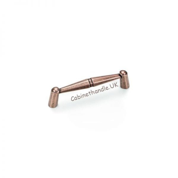 copper Giusti kitchen handle