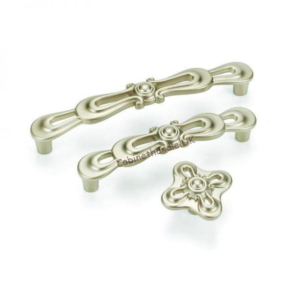 rose gold kitchen handles