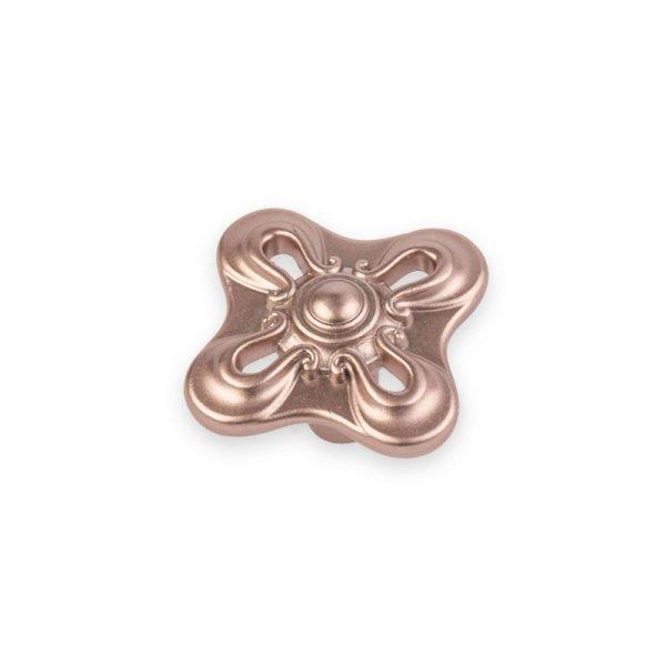 rose gold knob