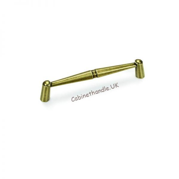 128 mm old gold giusti kitchen handle