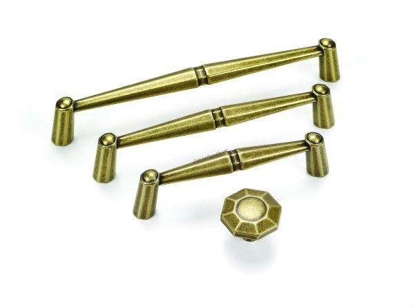 old gold giusti kitchen handles