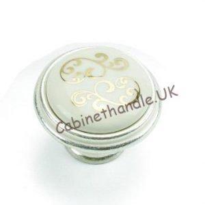 Giusti ceramic knob