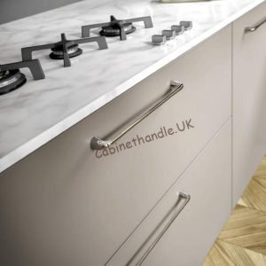 chrome bar kitchen handles Italy