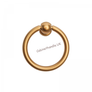 gold knocker handle