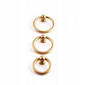 gold ring pulls sizes