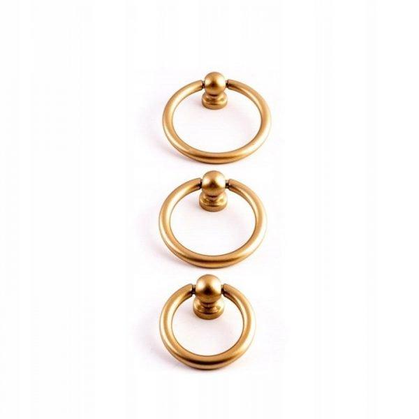 gold ring pulls sizes