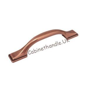 copper kitchen handle