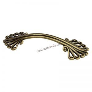 antique gold kitchen handle marella