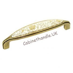 ceramic gold kitchen handle