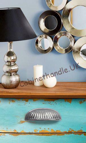 retro chrome cup handle
