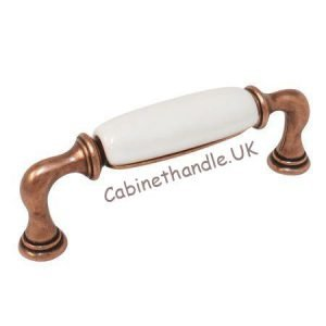 copper ceramic kitchen handle