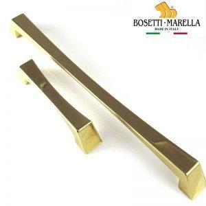 gold bar handles marella Italy