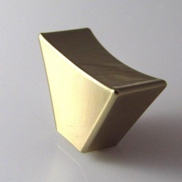 gold modern cabinet knob