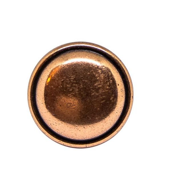 pink gold kitchen knob