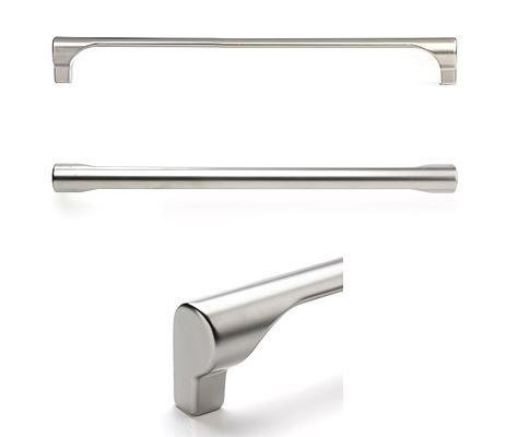 chrome drawer handles