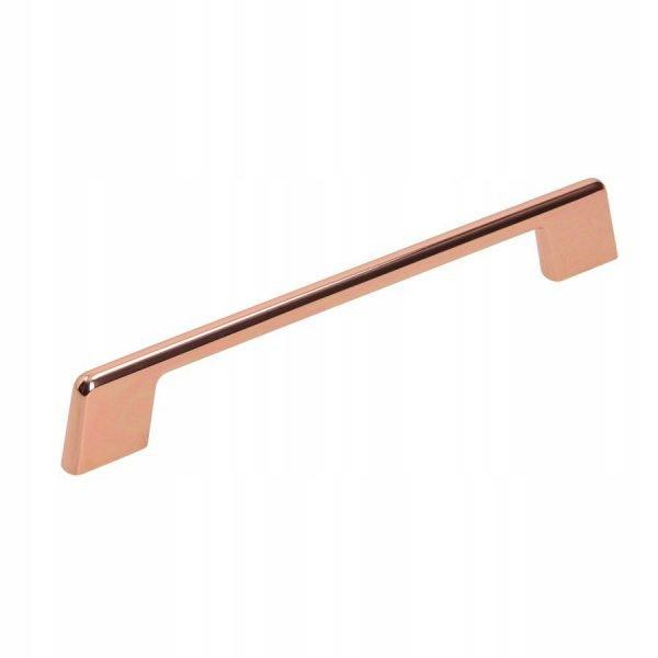 rose gold kitchen handle