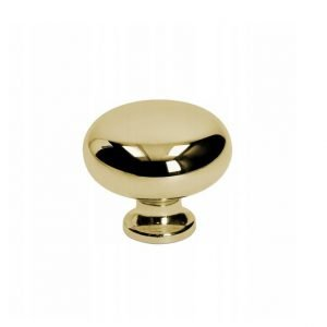 gold cupboard knob