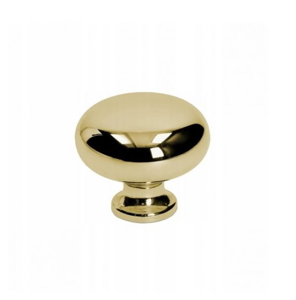 gold cupboard knob