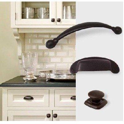 bronze kitchen handles
