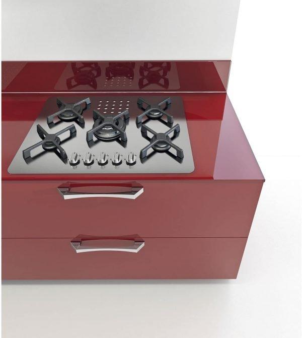 chrome drawer handles