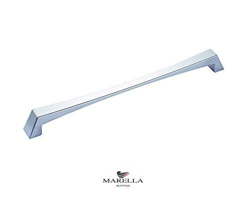 chrome kitchen bar handle