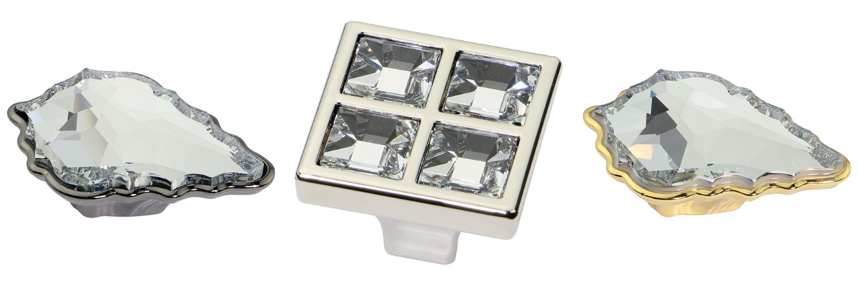 glamour crystal knobs