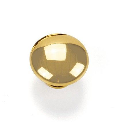 gold knob 30 mm giusti italy