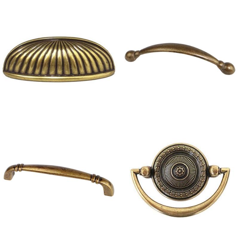 brass kitchen cupboard handles