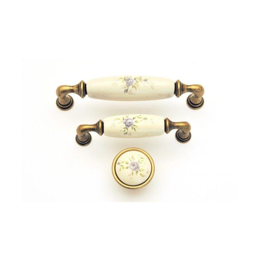 ceramic kitchen handles brass