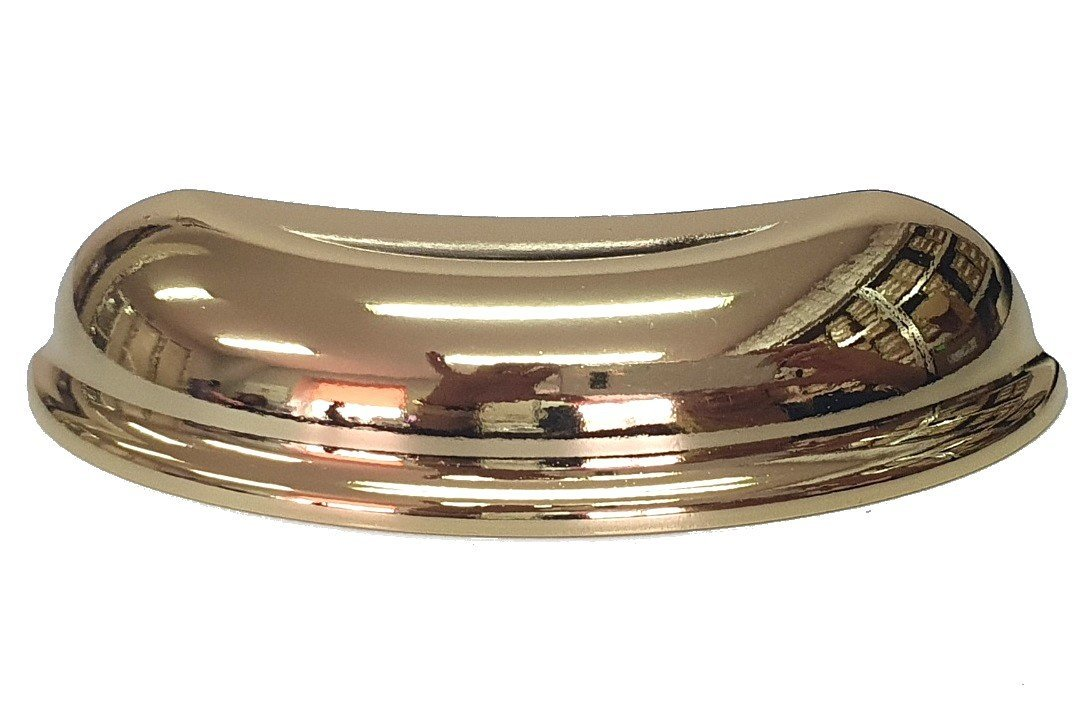 solid brass cup handle