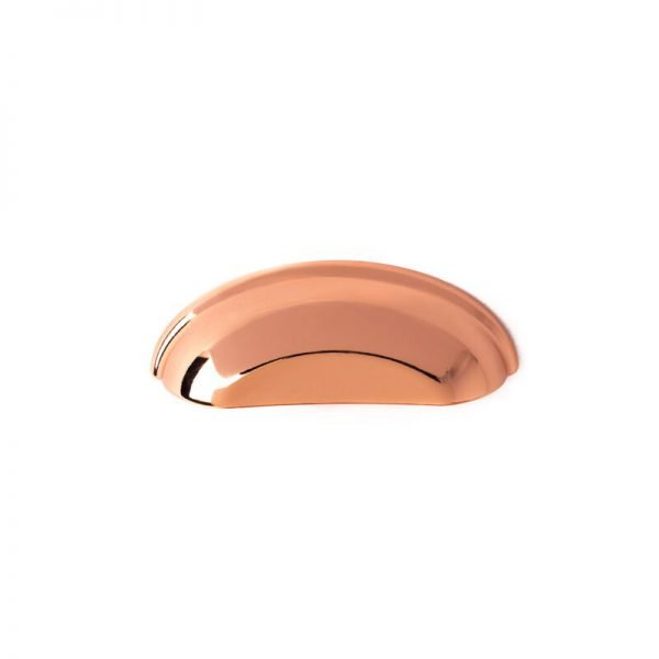 rose gold cup pull handle