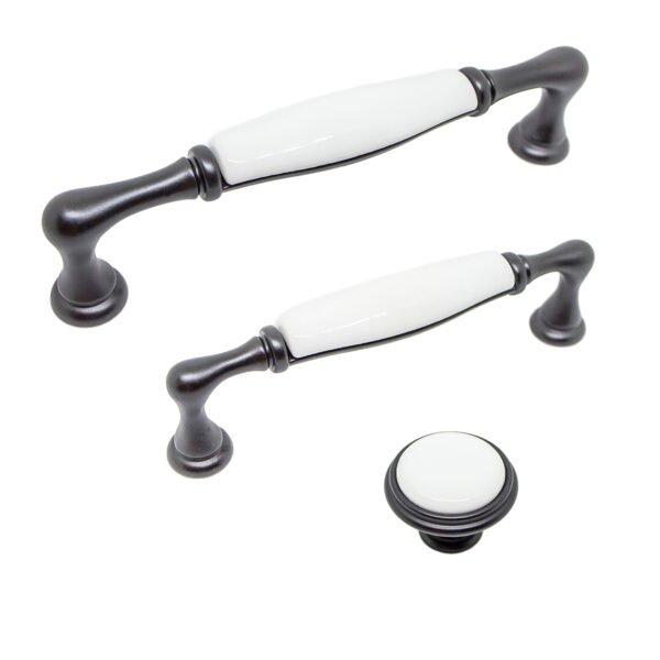 white ceramic kitchen cupboard handles giusti