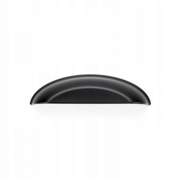 black cup handle for kitchen cupboard