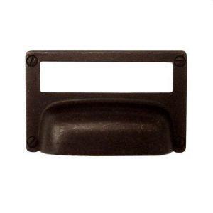 dark bronze cup handle
