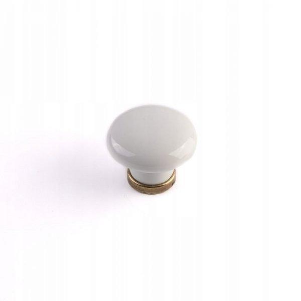 mashroom kitchen knob ceramic
