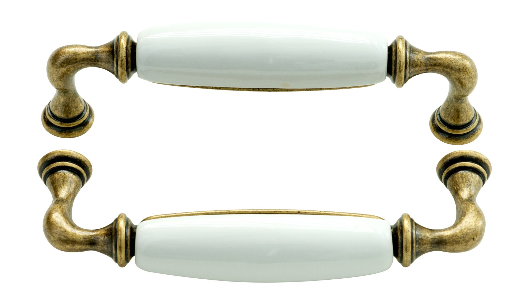 old fashioned ceramic kitchen handles