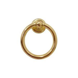 42 mm gold ring pull