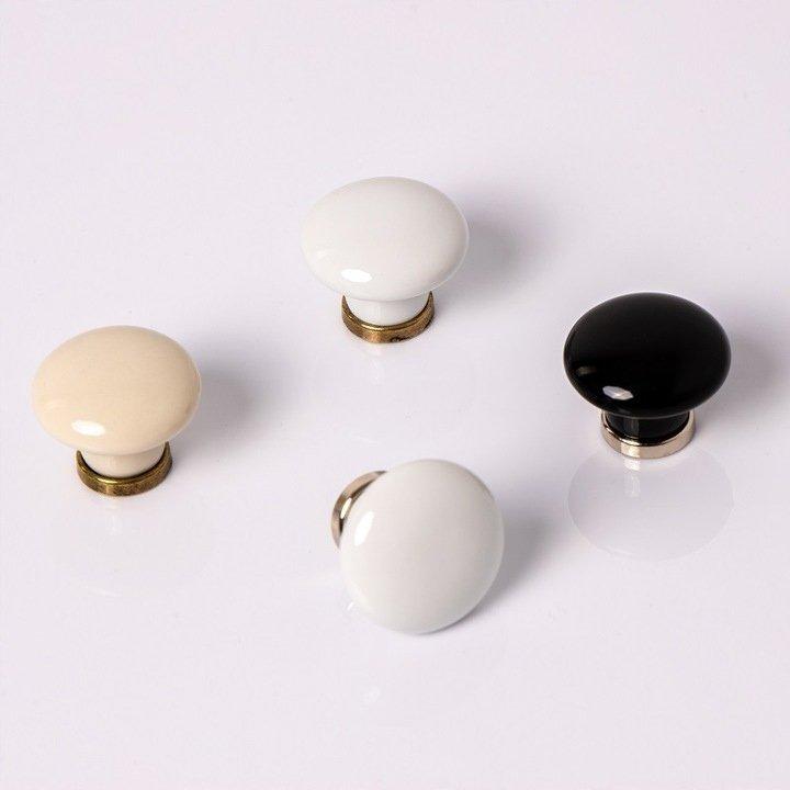 antique ceramic knobs for kitchen