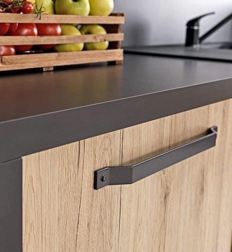 industrial cabinet bar handle