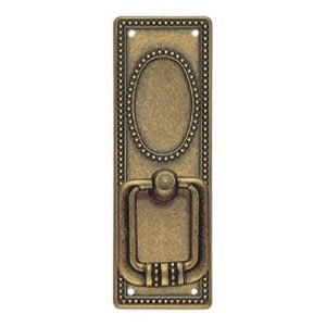 old brass cabinet handle for antique furniture