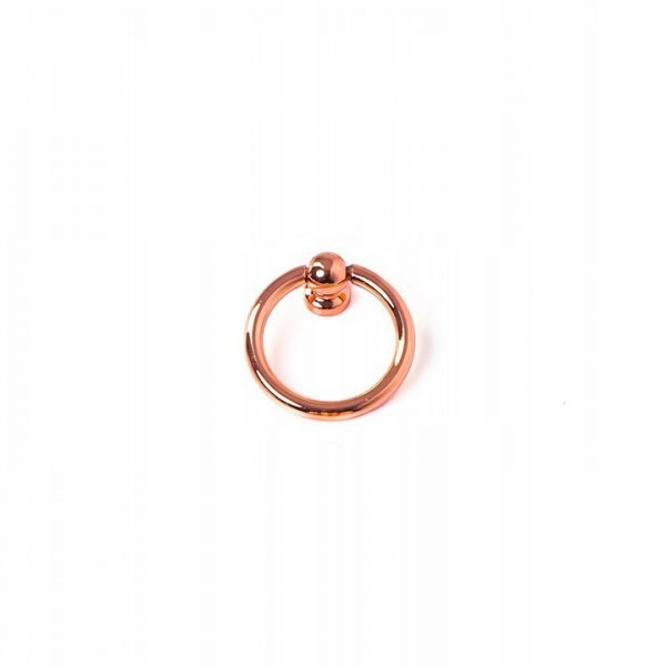 ring pull cabinet handle 35 mm