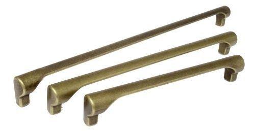 long brass kitchen handles marella