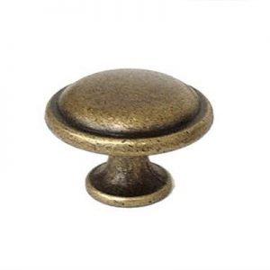 brass drawer knob 30 mm