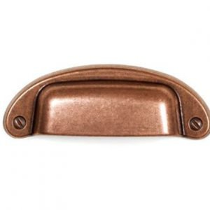 old copper cup handle 97 mm bosetti marella