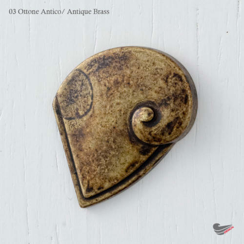 colour 03 - Marella - Ottone Antico - Antique Brass
